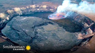 How Scientists Knew Hawaii's Kilauea Was About to Erupt  Volcanoes | Smithsonian Channel