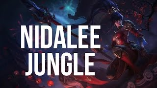 League of Legends - Warring Kingdoms Nidalee Jungle - Full Game Commentary