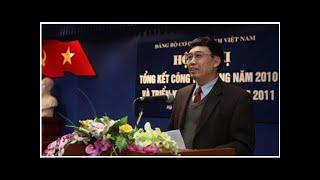 Cựu Thứ trưởng Lao động, Tổng Giám đốc BHXH Việt Nam Lê Bạch Hồng vừa bị bắt là ai?