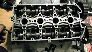 видео Меняем распредвалы на ВАЗ 2112 16 клапанов: пошаговая инструкция с фото