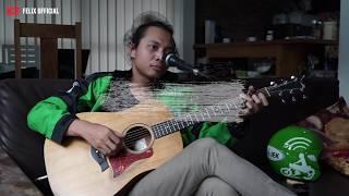Bungaku Boomerang [ Lirik ] Felix Irwan Cover
