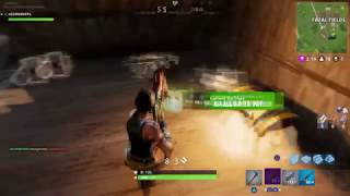 Fortnite | Stealing their Chest with Stealth Tactics
