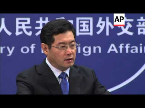 Chinese foreign ministry comments on media reports linking officials to tax havens