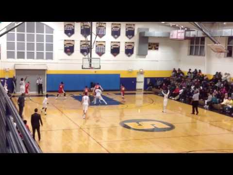Sanford Boys Basketball Top Ten Plays Of The 16/17 Season