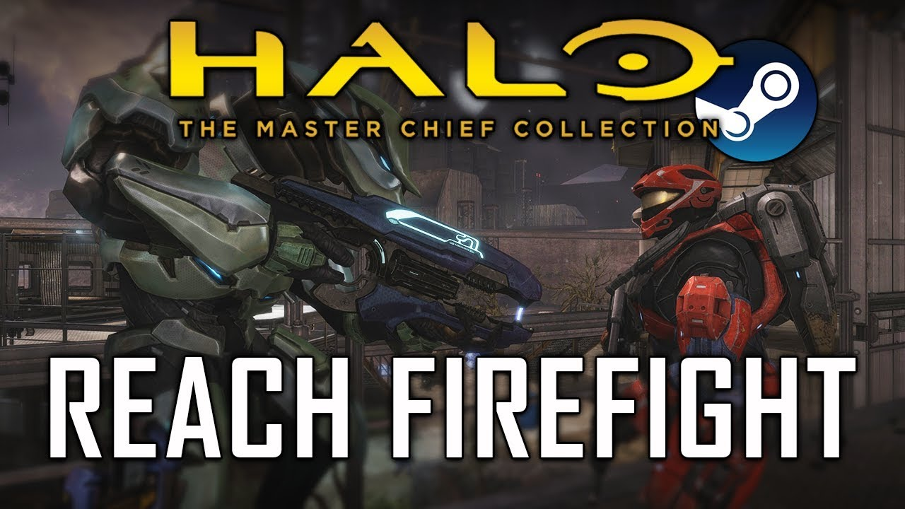 Halo Reach Firefight on PC Reveal Stream - Halo MCC on PC