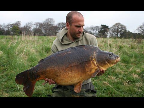 Yorkshire's Finest Carp The Nostell Fish - Carp Fishing Blog April 2009