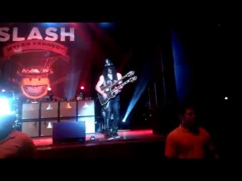 Slash – Anastasia (feat. Myles Kennedy & The Conspirators) Kraków Arena Live 20.11.2014