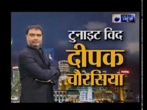 Tonight with Deepak Chaurasia: Debate over Indo-China relations in Shanghai, China