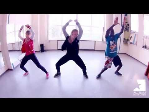 RDX-THE-BRUK-OUT-SONG Reggae DanceHall от Катрин. All Stars Dance Centre