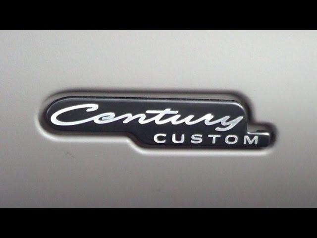 2001 buick century custom  youtube