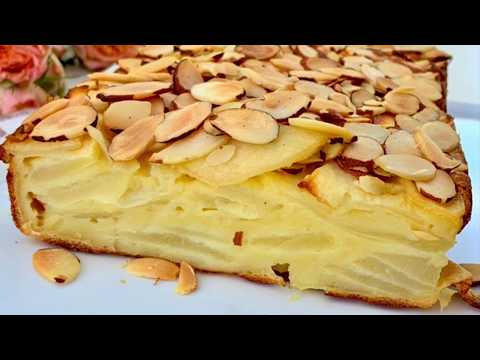 Видите тесто? Пирог НЕВИДИМКА. Как пирог превращается в крем? Время поесть.
