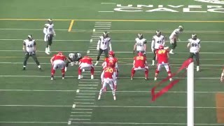 Sean McEwen - OL - University of Calgary #60