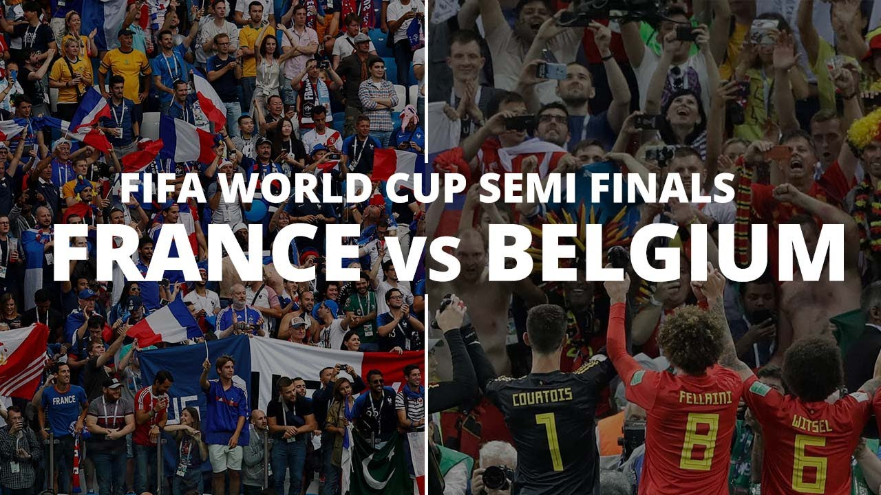 FIFA World Cup 2018 Preview: France face off against Belgium in first semifinal