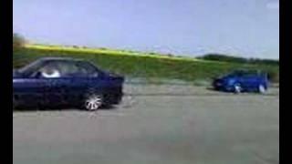 M5 Vs Subaru By Triple S