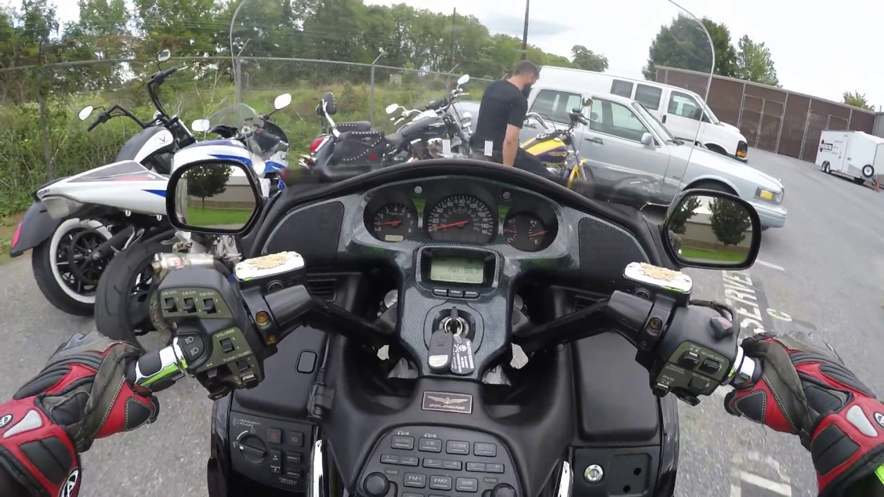 Why the Honda Goldwing is Still the Ultimate Touring Machine - YouTube