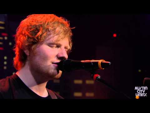 Austin City Limits Web Exclusive: ED SHEERAN All of the Stars