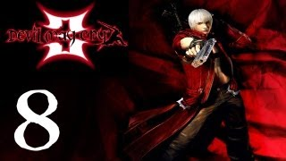 Devil May Cry 3 HD Walkthrough PT. 8 - Mission 7 - A Chance Meeting Part 1