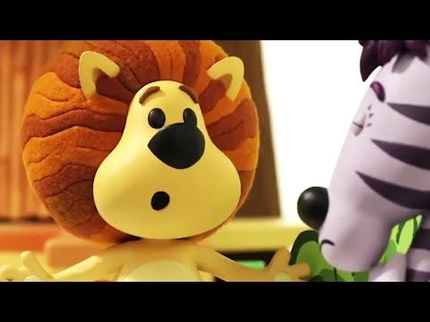 Raa Raa The Noisy Lion Official    1 Hour Compilation   Cartoon For Kids