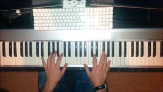 Olly Murs - Up Ft. Demi Lovato Easy Piano Tutorial Mp3