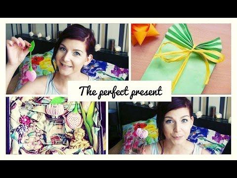 Как да направим перфектния подарък + НСС кутия | How to make the perfect present + DIY box