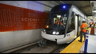 LIGHT AT THE END OF THE TUNNEL: Underground Eglinton Crosstown LRT project unveiled