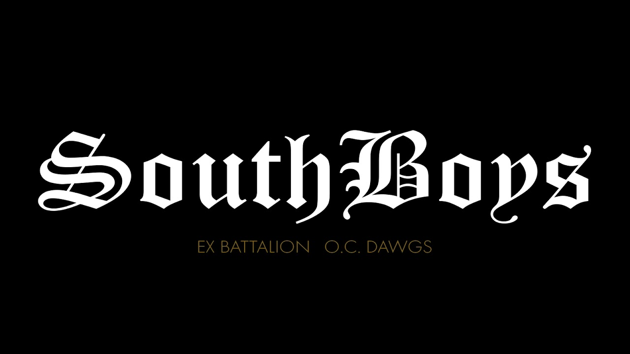 Southboys Ex Battalion X O C Dawgs Official Audio