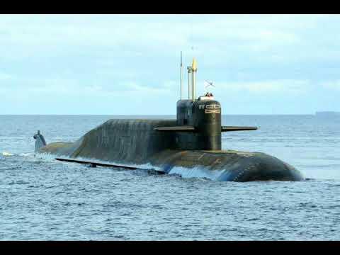 История Подводной лодки проекта 667БДРМ «Дельфин»