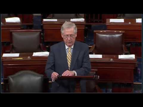Mitch McConnell 2/10/2018