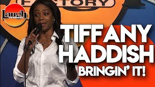 Tiffany Haddish Compilation | Bringin' It | Stand Up Comedy