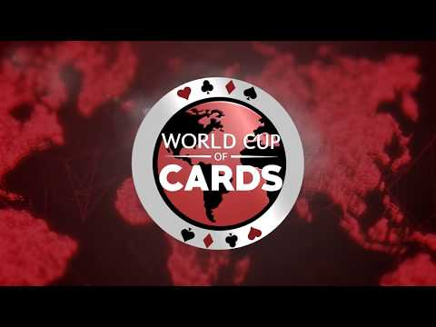 Playground Poker Club - 2019 World Cup of Cards