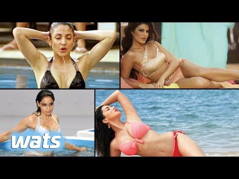 Top 10 Hottest Bollywood Actresses In Bikini 2016 || Best Of Ten