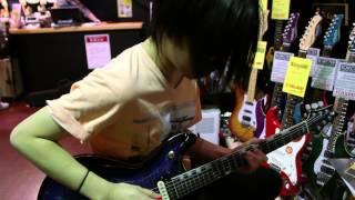 ken t s guitars arc sp crying moon