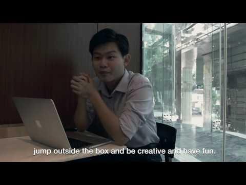 Michael, Swing Dancer in Modern Hong Kong