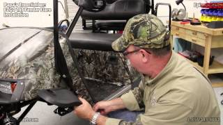 Ezgo Txt Fender Flares | How To Install On Golf Cart | Episode 12