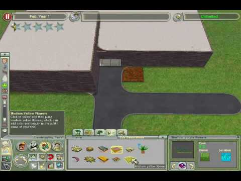 How To Make Buildings Zoo Tycoon