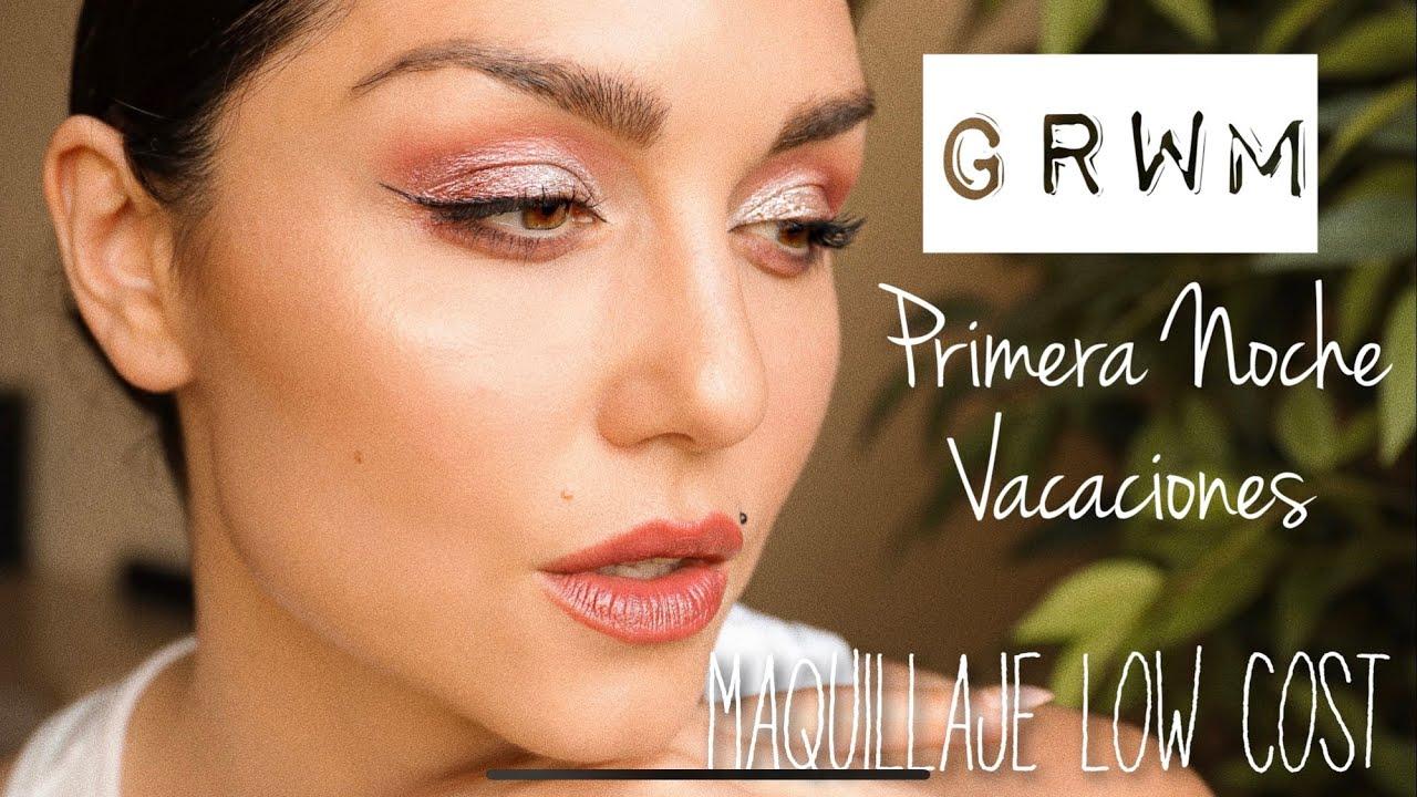 GRWM Primera cita en vacaciones | con CATRICE | maquillaje LOW COST | Dirty Closet | AD