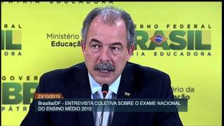 Adiada a prova do Enem 2015 para 4,5 mil estudantes de Santa Catarina