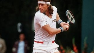 Bjorn Borg vs Jimmy Connors  Korea 1983