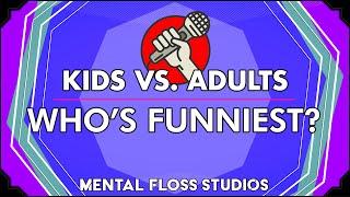 Kids Vs. Science: Writing The Funniest Jokes