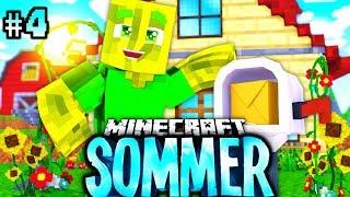 ICH bekomme EIN GROßES PAKET? - Minecraft Sommer #04 [Deutsch/HD]