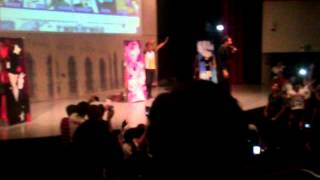 Convención de anime culiacan sinaloa-Gerardo Reyero