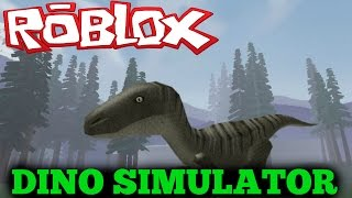 Roblox Dinosaur Simulator (Funny Moments) | Father and Son