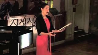 """Henry Purcell """"Hark, the echoing air"""" (arr. Benjamin Britten)"""