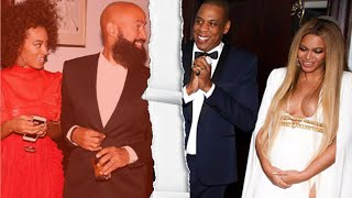 SOLANGE KNOWLES DIVORCE AND NEW BOY TOY | WHY OLDER MEN? PSYCHOLOGICAL BREAKDOWN!!
