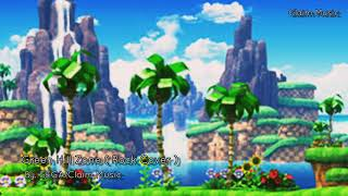 Green Hill Zone ( Rock Cover ) - Remix By. SEGA [ Claim Music ] • CopyRight Free