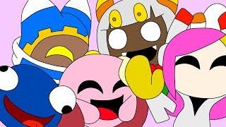 Kirby's Star Enemies