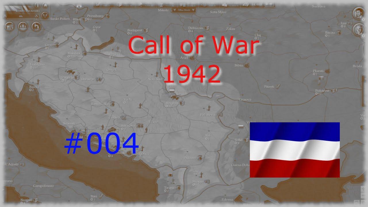 Call of war 1942 jugoslawien 004 lets play deutsch youtube