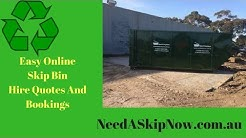 Skip Bin Hire - How to Easily Order a Skip Bin in Melbourne