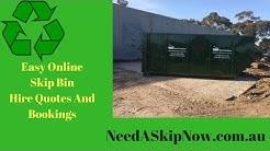 Skip Bin Hire - How to Easily Order a Skip Bin in Melbourne