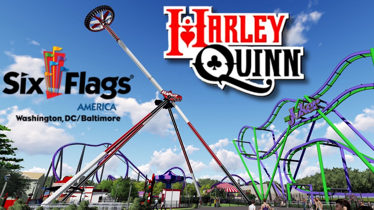 Six Flags America 2020 Thrill Ride Confirmed Youtube